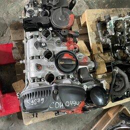 Двигатель и топливная система  - Двигатель Audi A4 1.8i 120 л/с CDH, 0