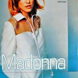 "Постеры и календари - Коллекционный календарь ""Madonna"", 0"