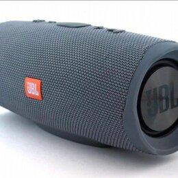 Портативная акустика - Колонка JBL Charge 4 Серая, 0