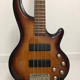 Электрогитары и бас-гитары - Бас-гитара Cort Curbow 42 Bass, 0