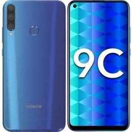 Мобильные телефоны - Новый смартфон Honor 9c 4/64 blue, 0