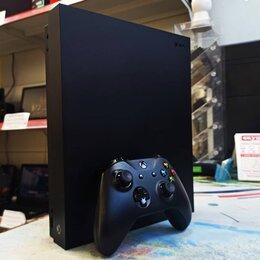 Игровые приставки - Игровая приставка Xbox One X 1Tb, 0