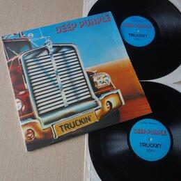 Виниловые пластинки - Deep Purple - Truckin' 1982 (2LP) - Пластинка, 0
