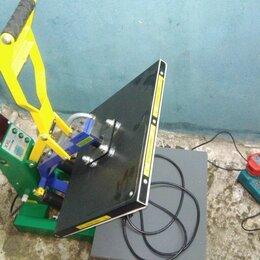 Пресс-станки - Плоский термопресс schulze xxl-s (38 x 45 см), 0