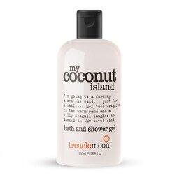 Мыло - Гель для душа кокосовый рай My coconut island bath & shower gel, 500 мл, 0