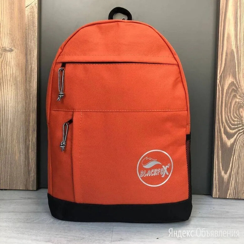 Рюкзак мужской женский школьный по цене 1500₽ - Рюкзаки, фото 0