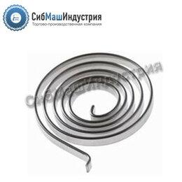 Другое - Пружины ленточные спиральные, 0