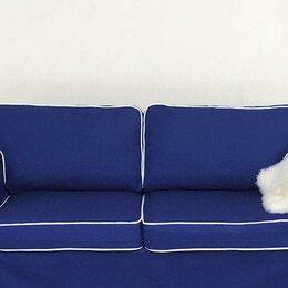 Чехлы для мебели - Чехол на 2-местный диван-кровать Экторп (икеа), 0