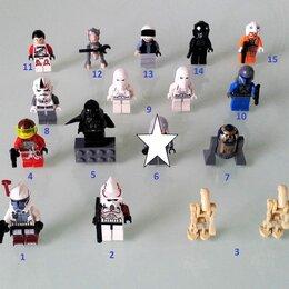 Игровые наборы и фигурки - Лего Lego фигурки из серии Звездные войны 2003-12 г.г., 0