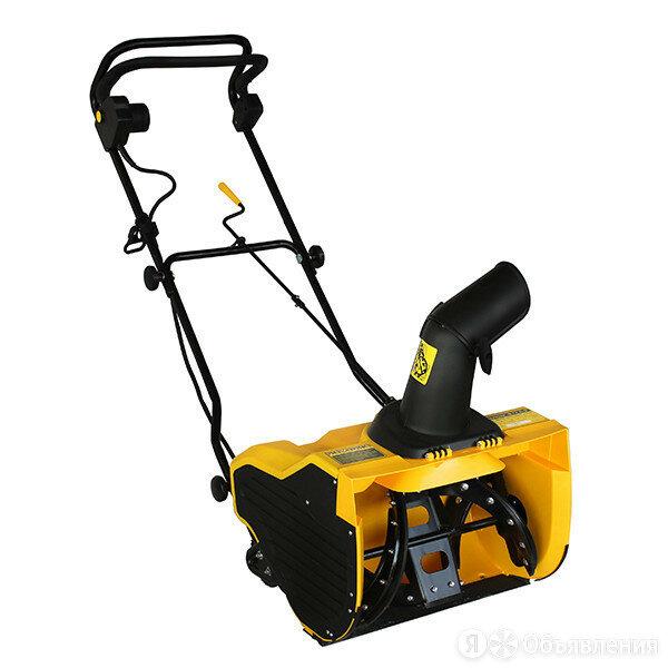 Cнегоуборщик электрический Сhampion STE 1650 220В по цене 10395₽ - Снегоуборщики, фото 0