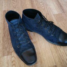 Ботинки - Ботинки туфли Fessura. 43, 0