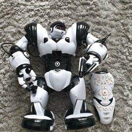 Роботы и трансформеры - Робот wowwee robosapien пульт ду, 0