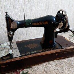 Швейные машины - Швейная машинка, Подольск, СССР,  пмз, 0