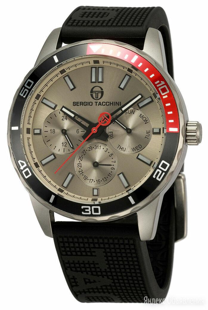 Наручные часы Sergio Tacchini ST.1.10082-4 по цене 5900₽ - Наручные часы, фото 0