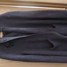 Свитеры и кардиганы - Кардиган свитер худи с черепом дизайнерский INC L Оригинал из Америки, 0