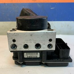 Электрооборудование - Блок ABS Volkswagen Polo 1.6 10-20  6RU907379B(6RU614117CBEF), 0