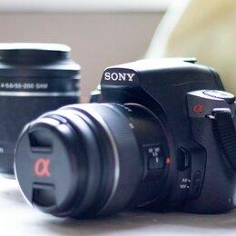 Фотоаппараты - Зеркальный фотоаппарат Sony  A380, 0
