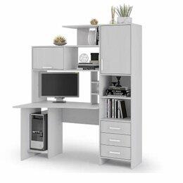 Компьютерные и письменные столы - Стол №6 новинка, 0
