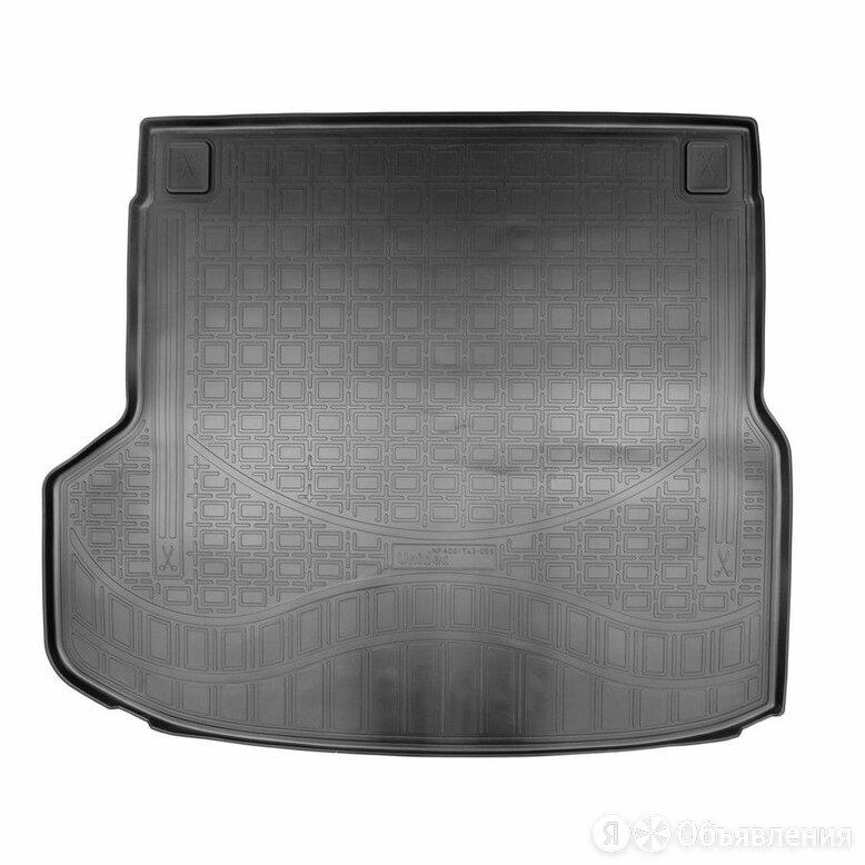 Коврики в багажное отделение для Kia Cee'd SW 1,4 Turbo (2018) - цвет: Черный по цене 1787₽ - Аксессуары для салона, фото 0