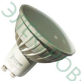 Лампочки - FOTON LIGHTING FL-LED PAR16 ECO 9W GU10 6400K - светодиодная лампа, 0