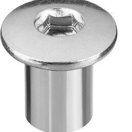 Шайбы и гайки - Гайка Эриксона с полукруглой головкой, M6x12мм,…, 0