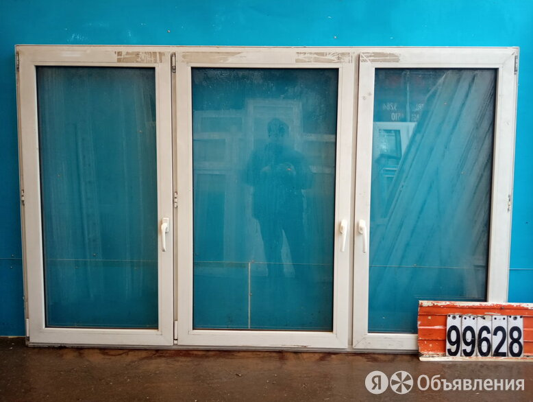 Пластиковые Окна Б/У 1430(в) х 2300(ш) по цене 5500₽ - Окна, фото 0