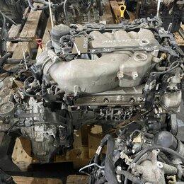 Двигатель и топливная система  - Двигатель G6DA Hyundai iX55 3.8i 242-266 л/с , 0
