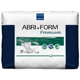 Прокладки и тампоны - Подгузники для взрослых Abri-Form L2 Premium, 22 шт, 0