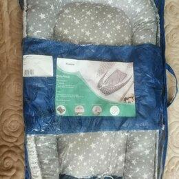 Конверты и спальные мешки - Гнездышко-кокон для новорожденных. , 0