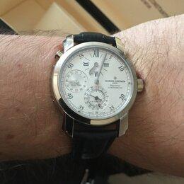Наручные часы - Vacheron Constantin Malte Dual Time Regulator Gold 39mm 42005/000G-8900, 0