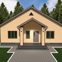 Готовые проекты, методики, технологии - Готовый проект одноэтажного дома 100 м. кв, 0