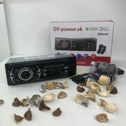 Музыкальные центры,  магнитофоны, магнитолы - Автомагнитола pioneer.ok с bluetooth (новая), 0