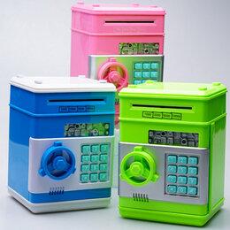 Подарочные наборы - Электронный детский сейф, 0