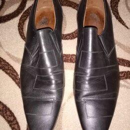Туфли - Туфли мужские классические, 0