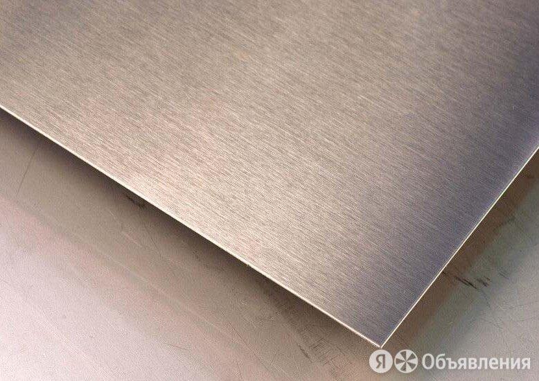 Лист нержавеющий 75х1250х2500 мм 10Х17Н15М3Т по цене 289750₽ - Металлопрокат, фото 0