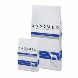 Туалеты и аксессуары  - SANIMED OSTEOARTHRITIS для собак всех пород , 0