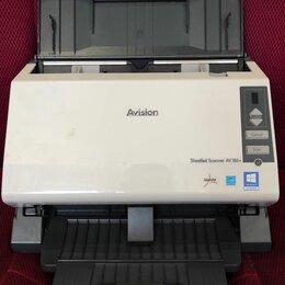 Принтеры, сканеры и МФУ - Потоковый сканер Avision av186+, 0