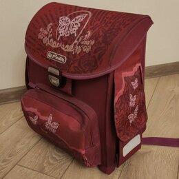Рюкзаки, ранцы, сумки - Рюкзак баттерфляй херлиз херлиц детский портфель, 0