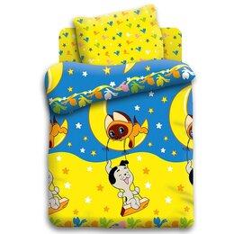 Кроватки - Постельное белье Союзмультфильм- Лунные качели (Беби), 0