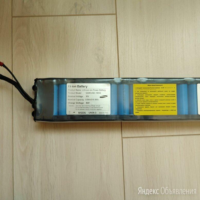 Аккумулятор для электросамоката Xiaomi m365 по цене 5000₽ - Аксессуары и запчасти, фото 0