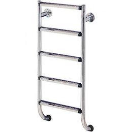 Лестницы и поручни - Лестница Flexinox ESC-PT Two-Pieces (5 ступеней), для узкого борта, 0