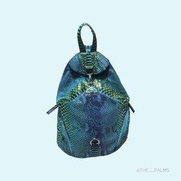 Рюкзаки - Городской рюкзак из кожи питона, 0