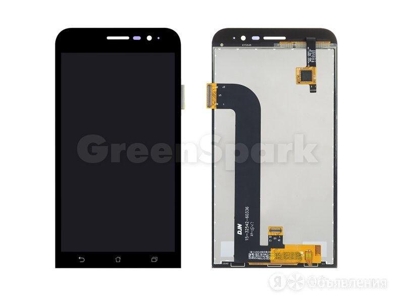 Дисплей для Asus Zenfone Go (ZB500KG) + тачскрин (черный) по цене 800₽ - Дисплеи и тачскрины, фото 0