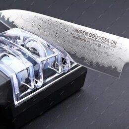 Мусаты, точилки, точильные камни - Точилка для ножей, цвет чёрный, серия Gou, YA37022, YAXELL, Япония, 0