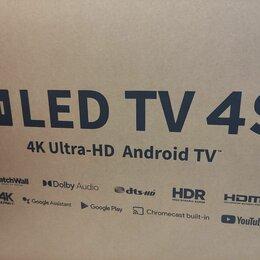 Телевизоры - Телевизор Xiaomi Mi TV 4S 43 Smart Гарантия , 0