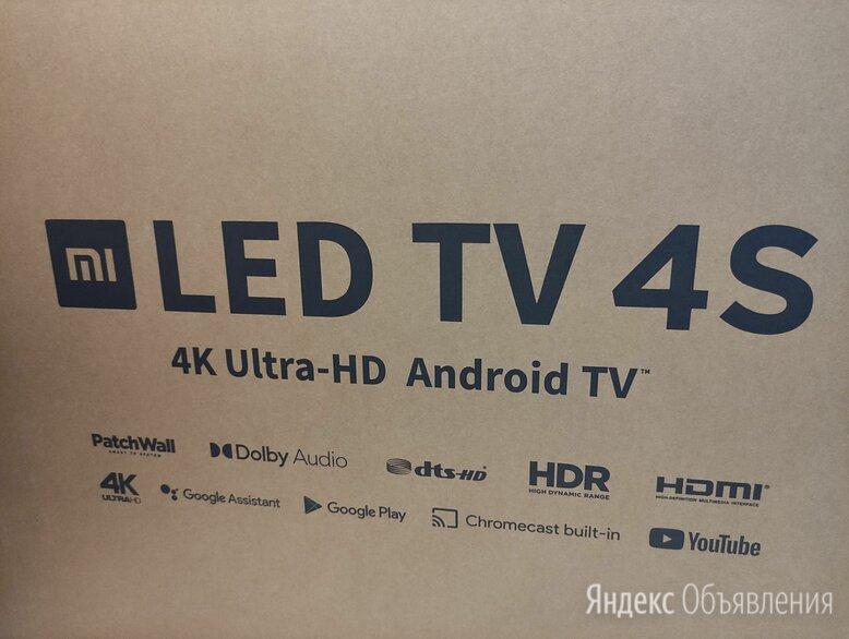 Телевизор Xiaomi Mi TV 4S 43 Smart Гарантия  по цене 23900₽ - Телевизоры, фото 0