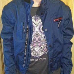 Мотоэкипировка - Мото куртка  Axo текстильная M 44 46, 0