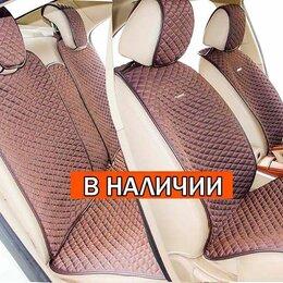 Аксессуары для салона - Стильные накидки алькантара/велюр на сиденья автомобиля в наличии., 0