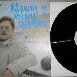 Виниловые пластинки - Короли камуфляжа. Смирнов Александр. 1991 г., 0