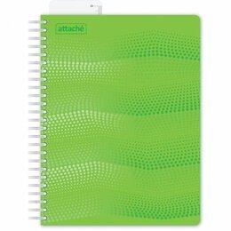 Бумажная продукция - Бизнес-тетрадь Attache WAVES, 0